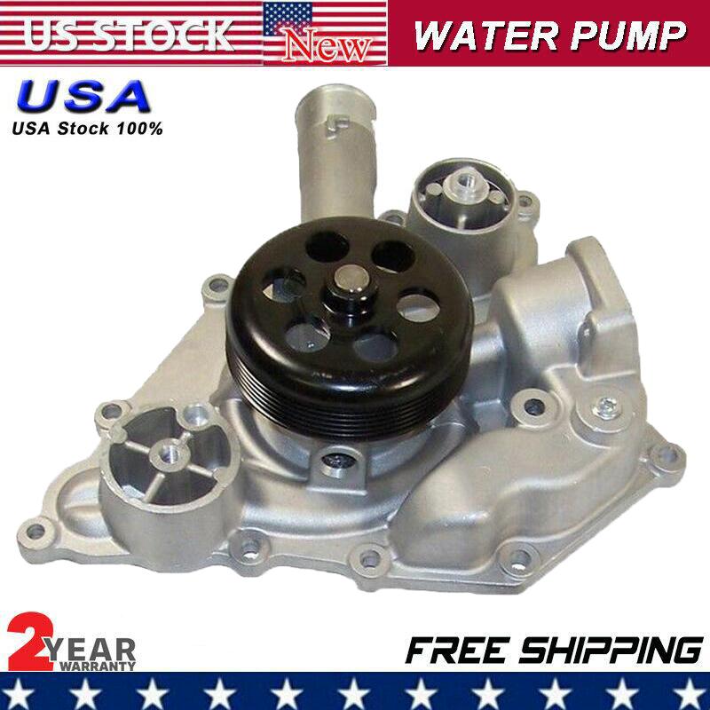 Engine Water Pump Chrysler Dodge 300 Challenger Charger Magnum 5.7L 6.1L V8