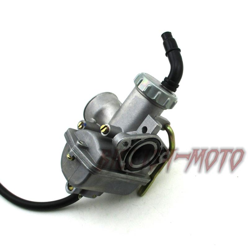stoneder 20/mm carburador para Honda Carb Xr75/XR80/XR80R XR 75/80R 50/cc 70/cc 90/cc 110/cc motor Carb ATV Dirt Pit Bike Go Kart