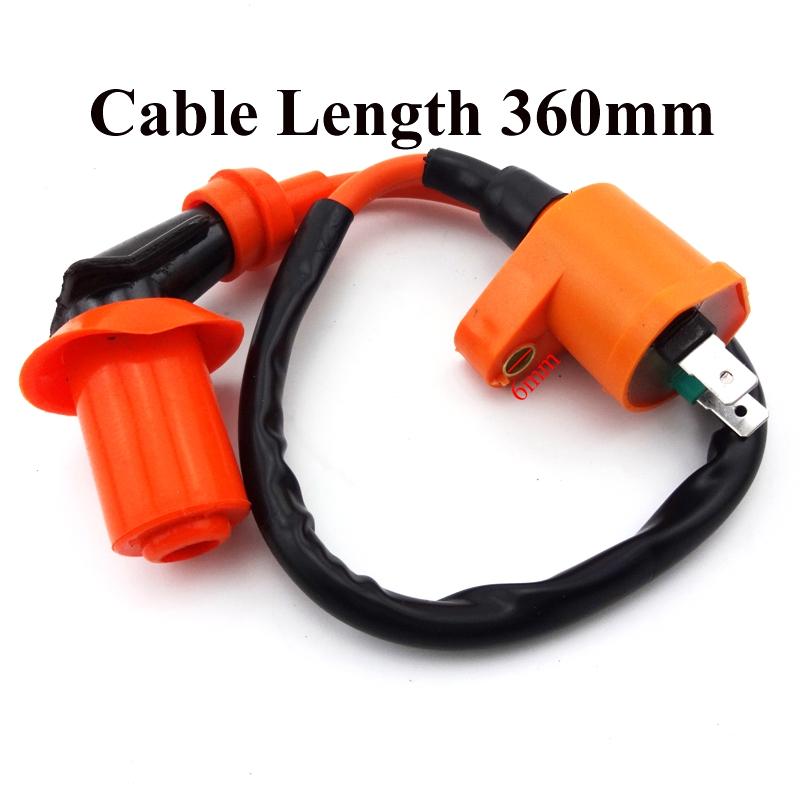 Ignition Coil For Eton YUKON 150 ATV E-Ton CXL150 YXL150 Viper