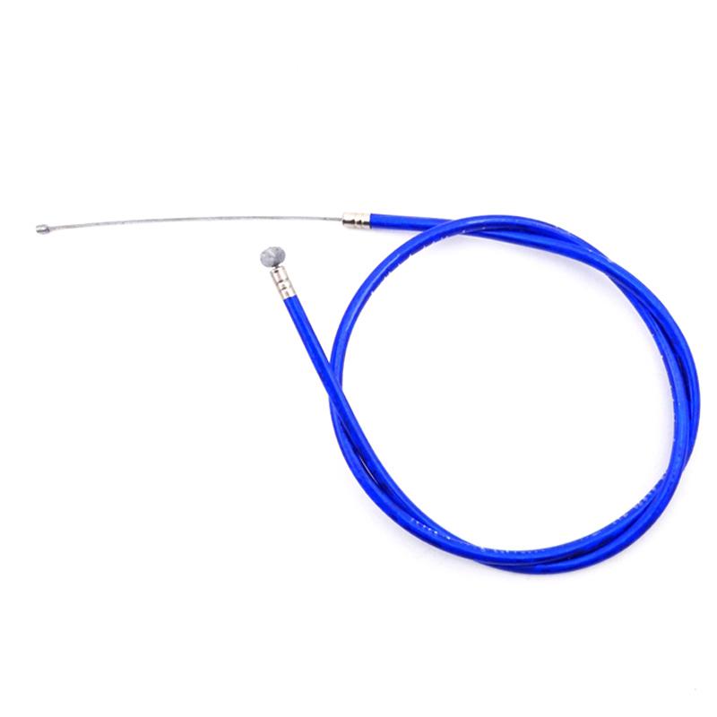 Blue Gas Throttle Cable For Mini Pocket Bike 43 47 49cc Mini Moto ATV Motocross