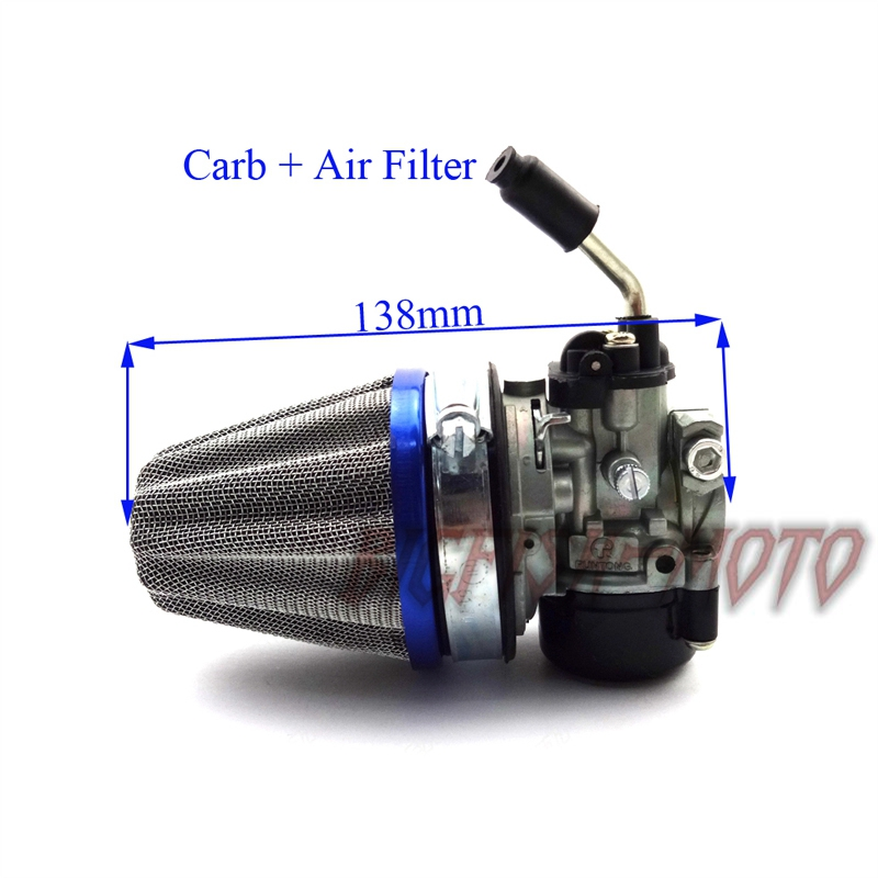 Carburetor Air Filter For Tomos A35 Golden Bullet Targa LX TT Sprint Colibri
