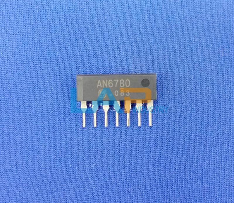 "Matsushita 17 SIP IC  2 pcs AN6780  /""Original/"" Panasonic"
