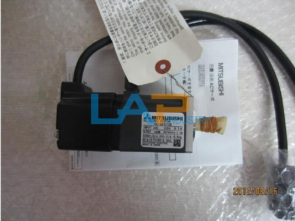New In Box Mitsubishi Ac Servo Motor Hc Mfs13k 428243305148 Ebay Wiring