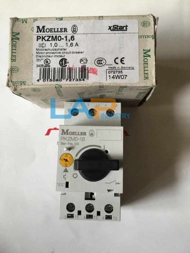 Eaton//Moeller Starter PKZM0-.04 Manual Motor