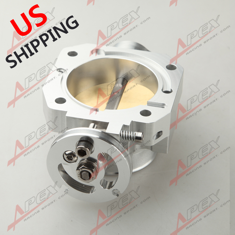 Throttle Body 70mm For Honda Civic SI CRX Integra GSR