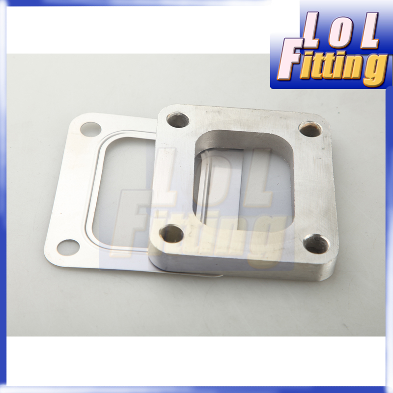 FID-Turbo Undivided T4 Turbo Inlet Flange Mild Steel