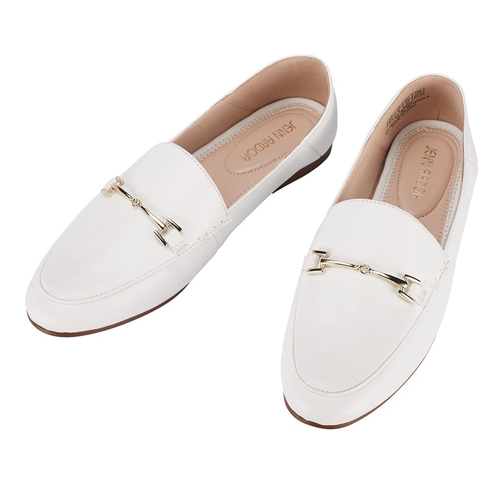 JENN ARDOR Women's Penny Loafers Slip On Flats Comfortable ...