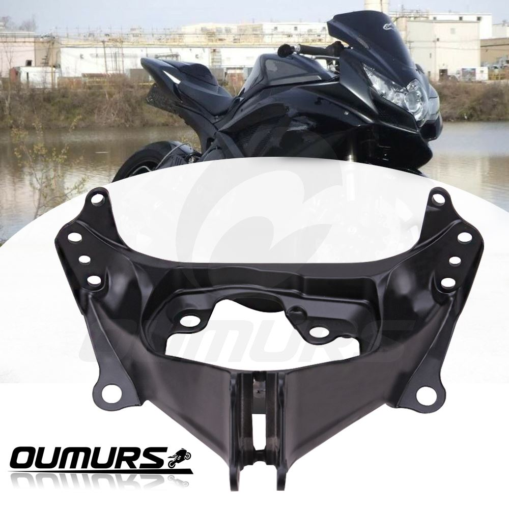 Motorcycle Upper Stay Fairing Headlight Bracket For GSXR 600 750 2008-2010