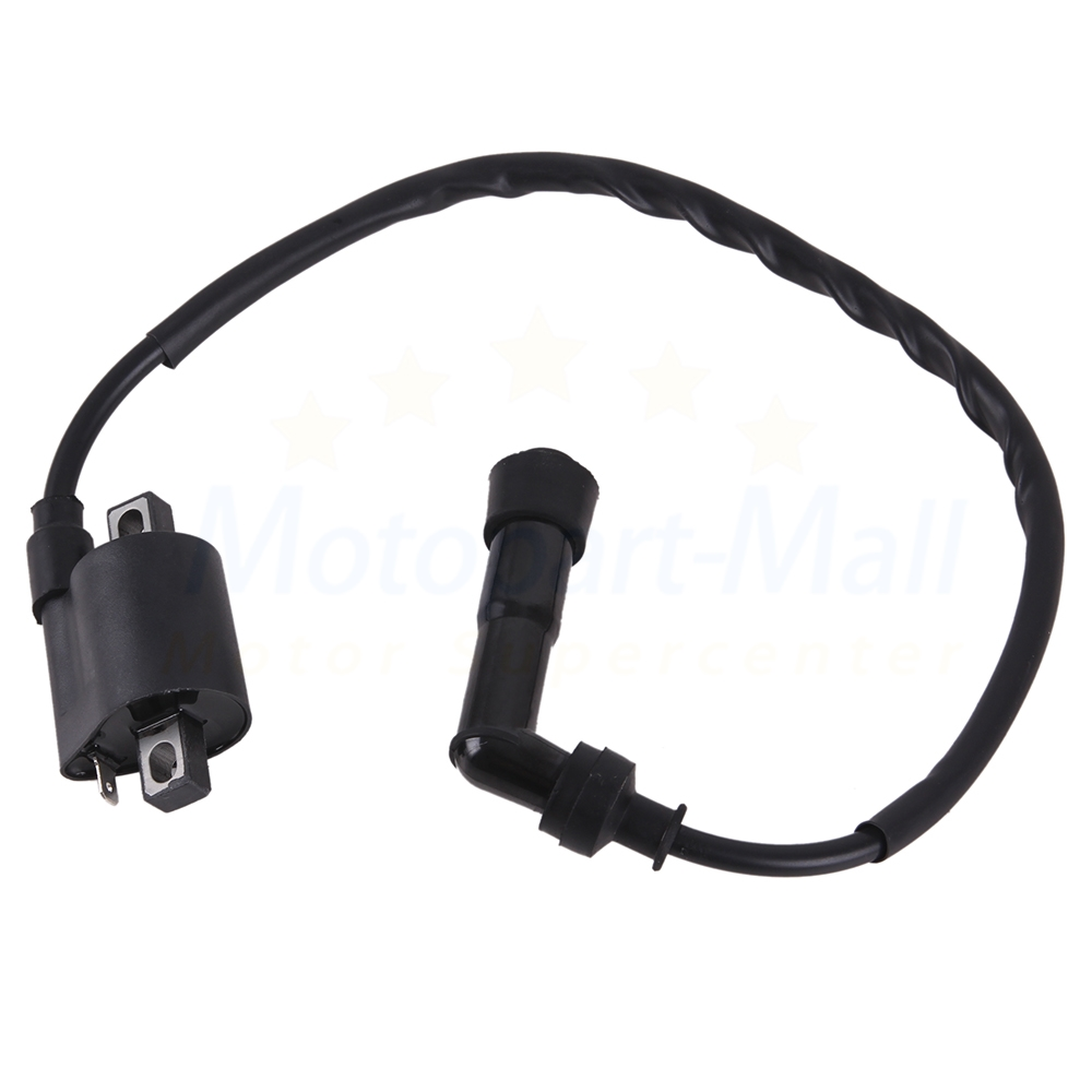 YAMAHA GRIZZLY 450 2007-2014 IGNITION COIL WITH SPARK PLUG CAP 42