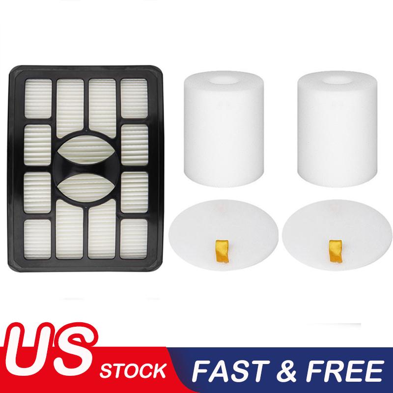 NV500,Compare to Part # XFF500 Fits Shark model 2 sets for Shark Rotator Pro Lift-Away NV500 Foam Filter Kit
