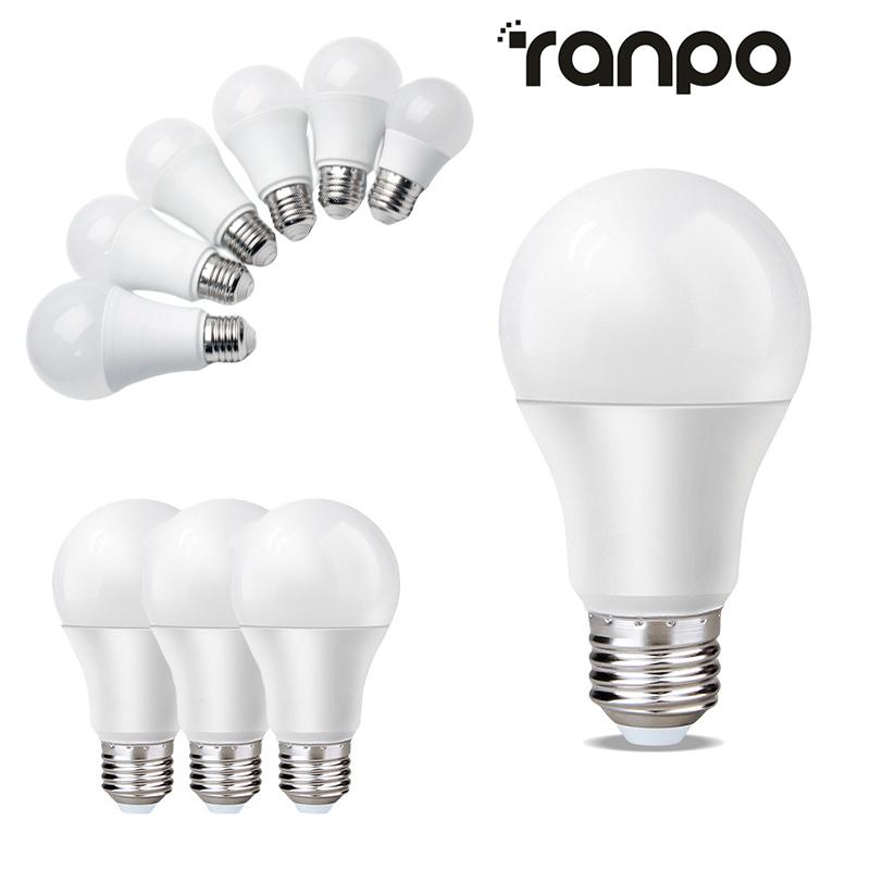 5W-E14 E27 LED Ampoule Lampe Non-dimmable Globe Blanc Chaud//Neutre//Blanc froid