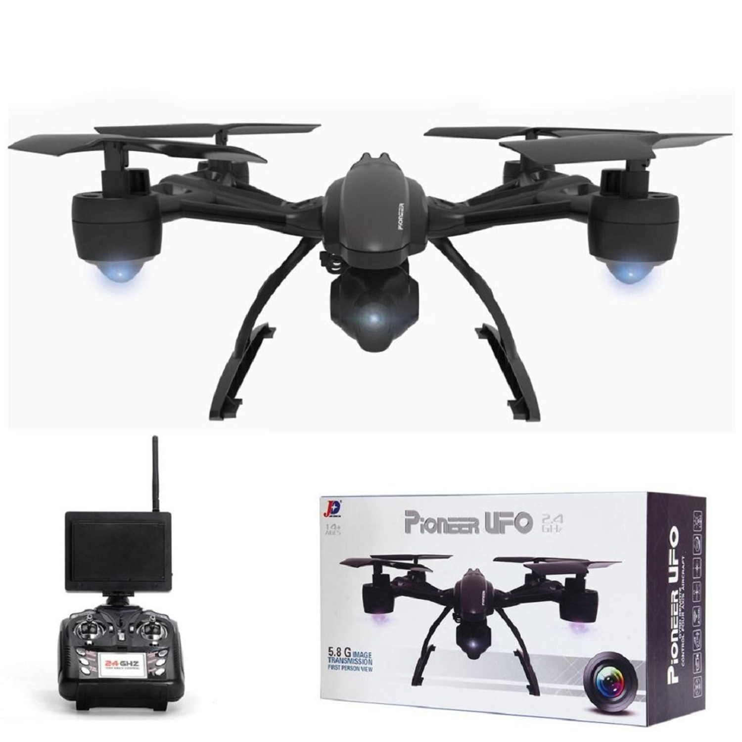Image Is Loading JXD 509G 509W 6 Axis Gyro RC Drone
