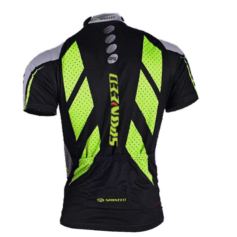 Mens Cycling Jerseys Tops Quick Dry Cycle T Shirts Custom Bike