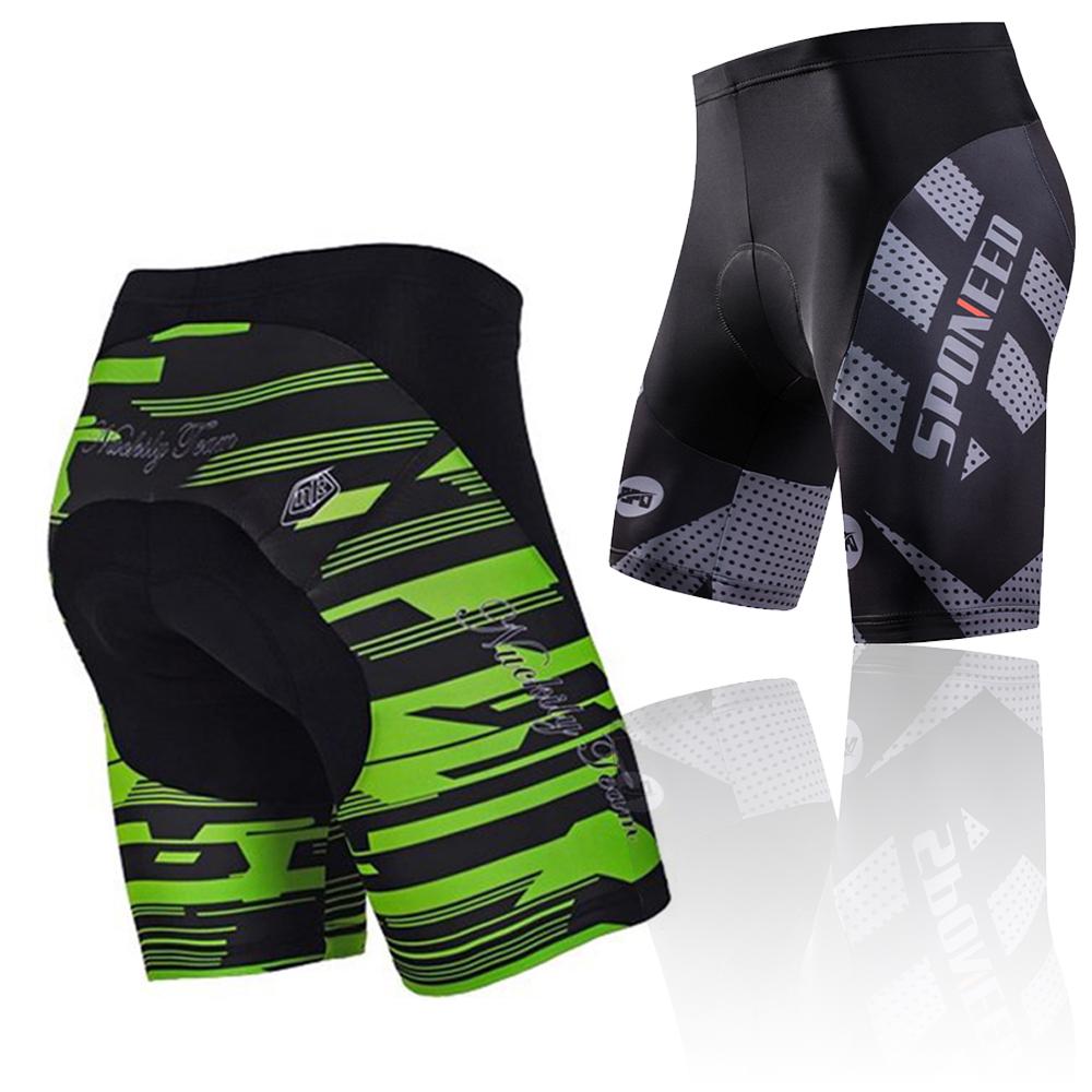 Pad Bicycle Shorts Men/'s Biking Pants Cycle Clothes Breathable Biker Tights Cool