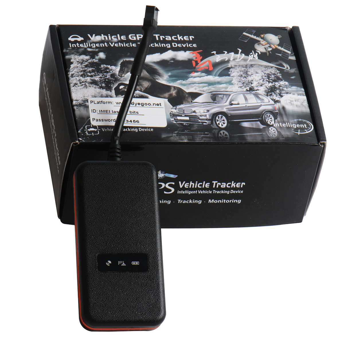 Tracking Device For Car >> Details About Gps Gprs Gsm Tracker Vehicle Car Tracking Device System Gt02a 2 Waterproof New