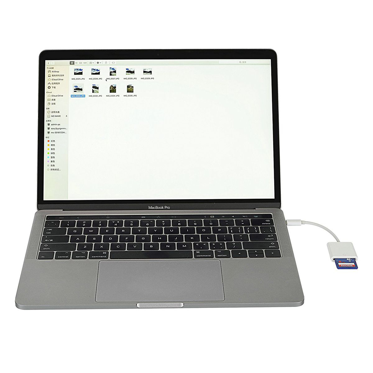 Usb C Usb3 1 Type C To Lecteur De Carte Sd Avec Adaptateur