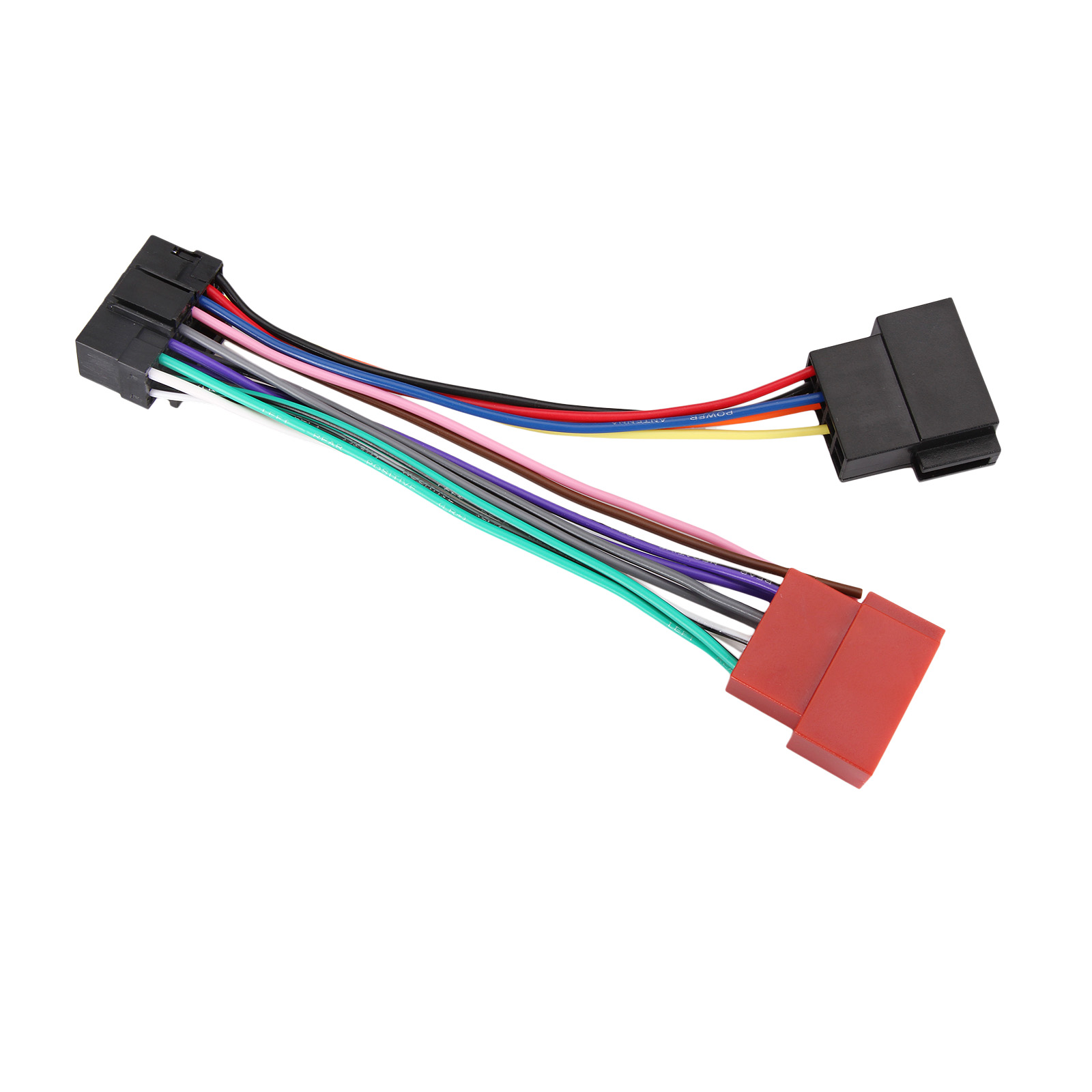Sony Car Stereo Wiring Harness Adapter Solutions For Radios On Xplod 16 Pin Iso Radio Connector Adaptor Cable Loom