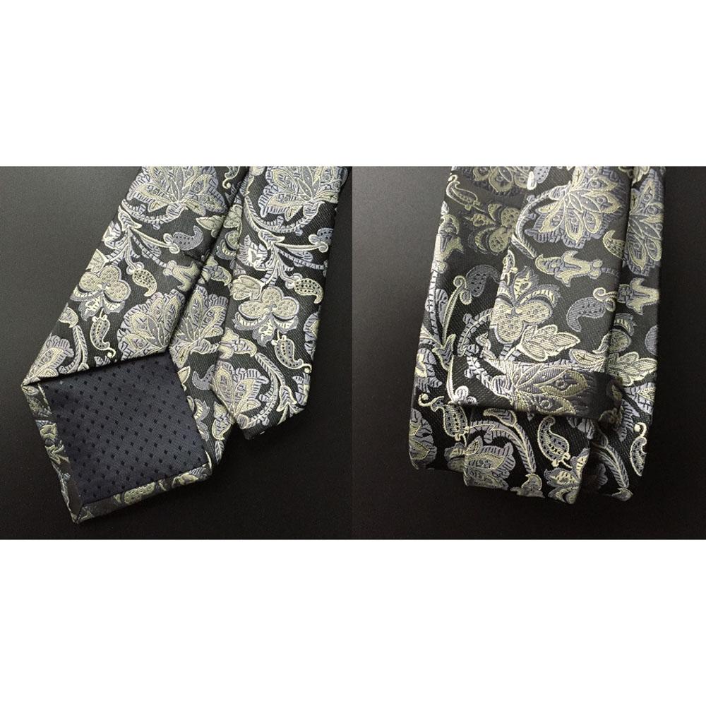 Mens High Quality Floral Jacquard 8cm Tie Wedding Party Necktie New HZ045