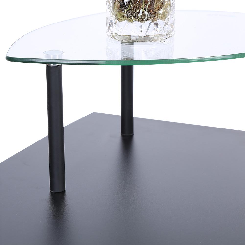 computerschreibtisch schreibtisch b rotisch arbeitstisch pc tisch schwarz ec 04 ebay. Black Bedroom Furniture Sets. Home Design Ideas