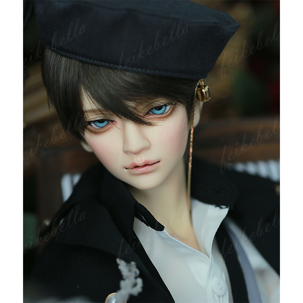 1//3 BJD SD Dolls Handsome Man Male EID Body Resin Doll Eyes without Any Makeup