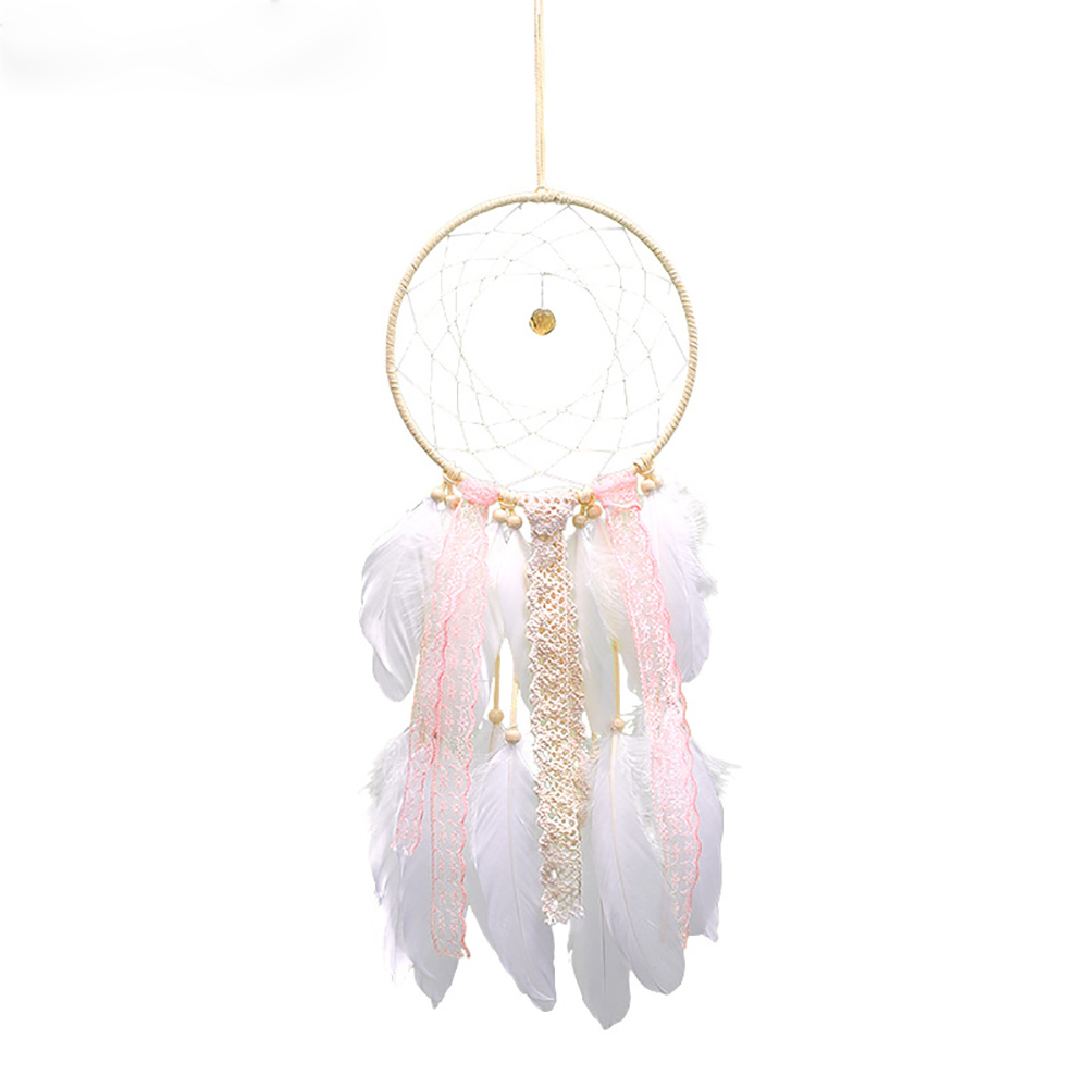 Handmade Dream Catcher Feather Dreamcatcher Room Decorations Gift Crafts Kits
