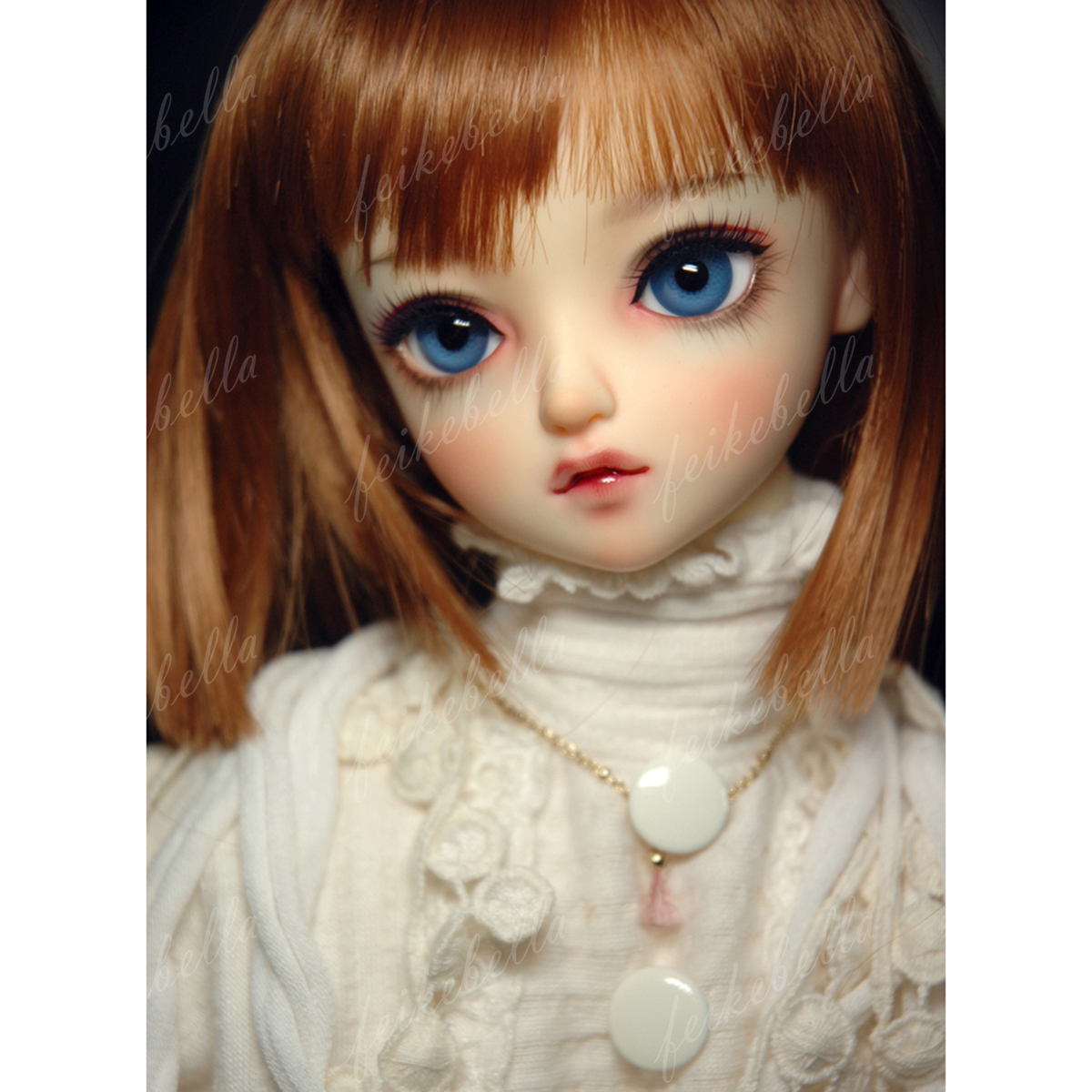 1/3 BJD SD Dolls Beautiful Girl Nude Resin Ball Jointed