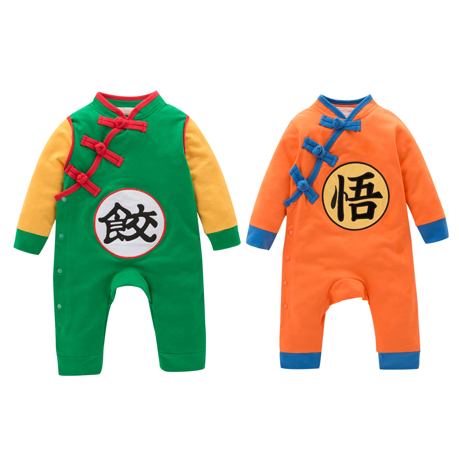 901cabecab0 Details about Kids Romper Jumpsuit Outfit Baby Boy Halloween Fancy Party  Dragon Ball Costume
