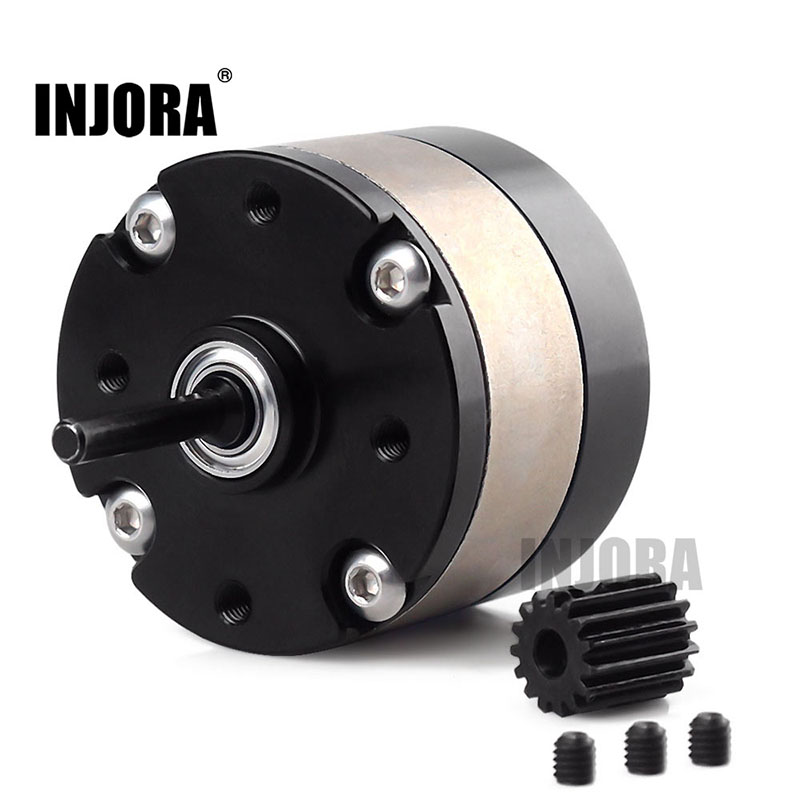 1:3 Ratio Reducer Planetary Gearbox Transmission Box for 1//10 RC Axial SCX10