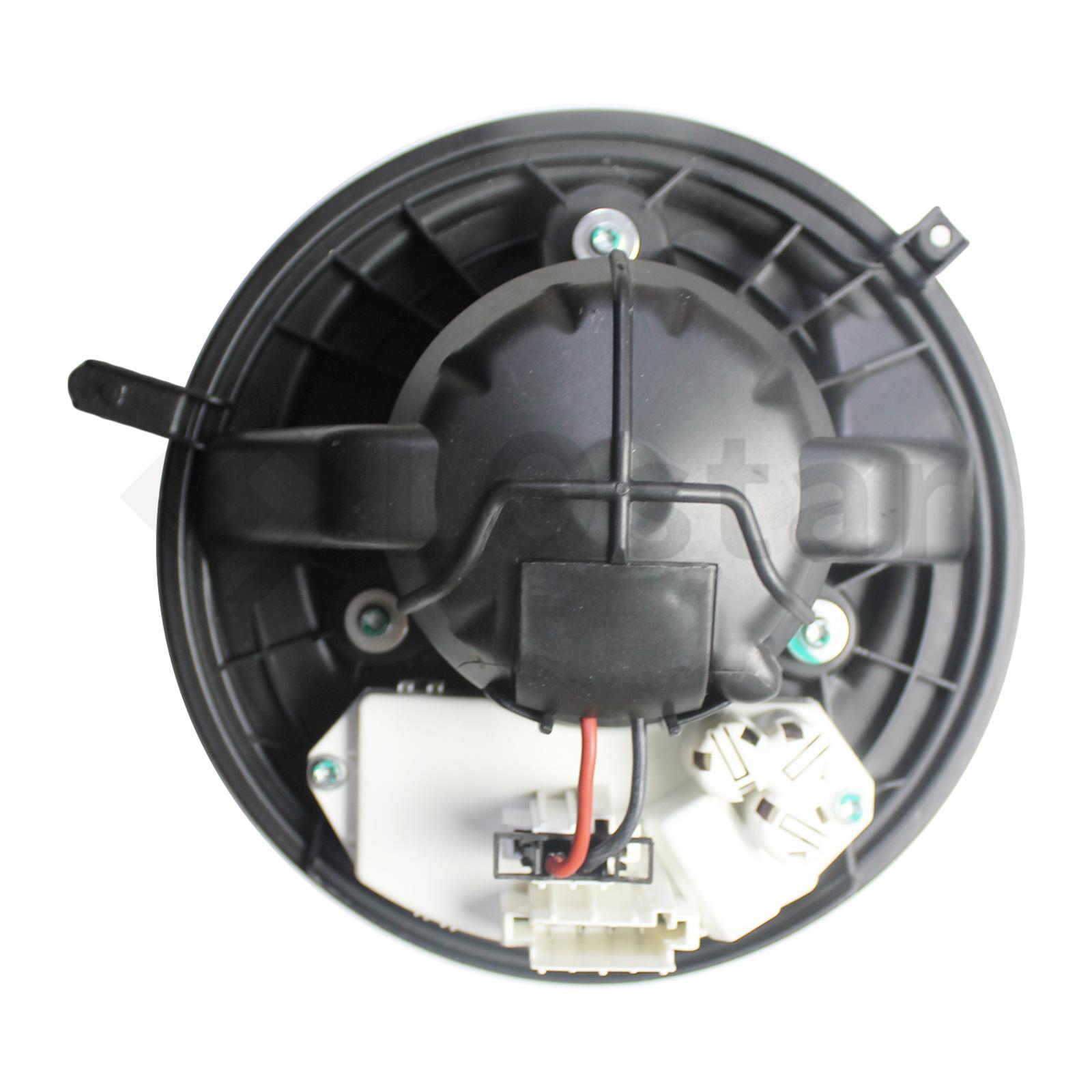 Heater Blower Motor W/ Fan Cage Fits 06-17 BMW E87 E90 Z4