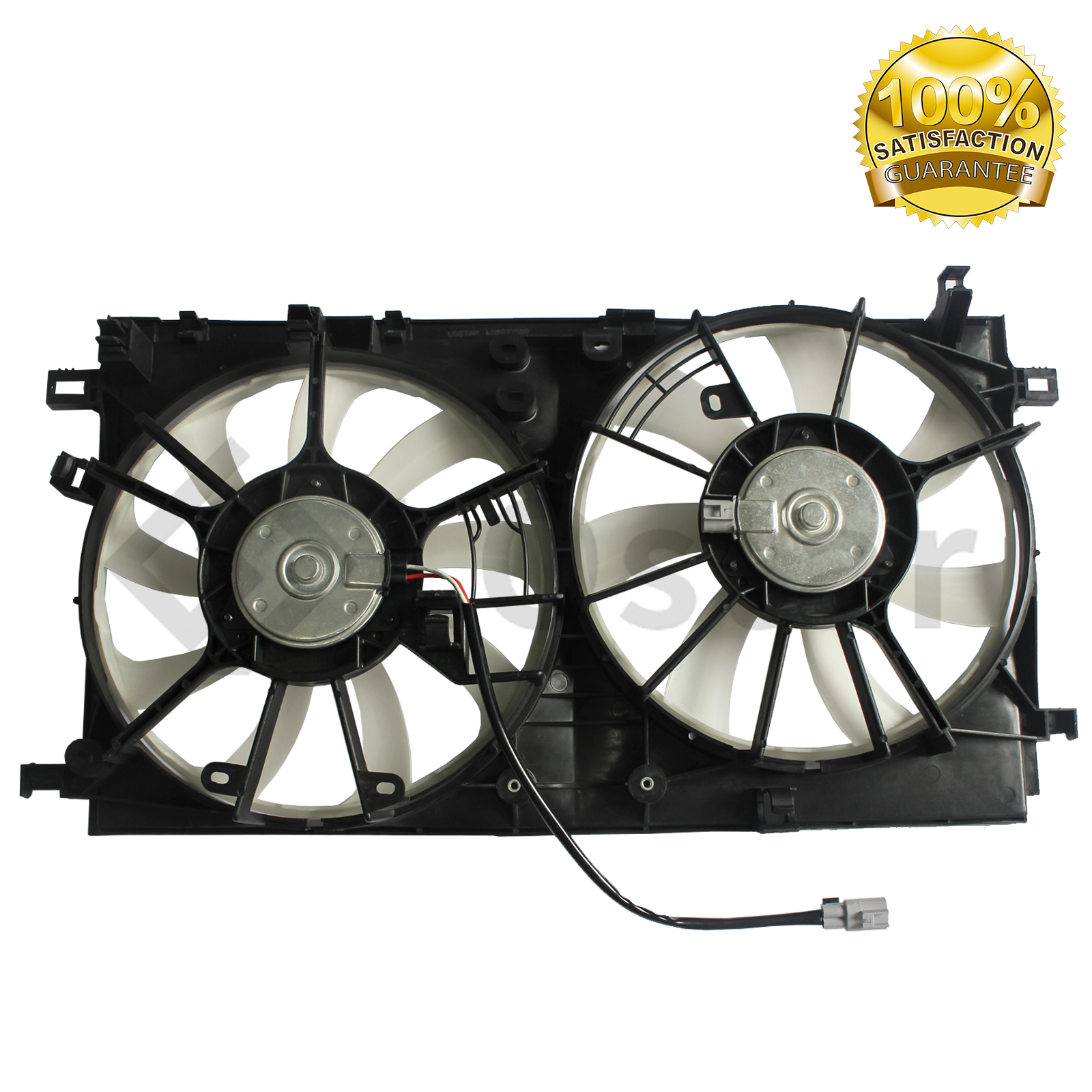 For 12-18 Toyota Prius C Radiator AC Condenser Cooling Fan Assembly1636321060