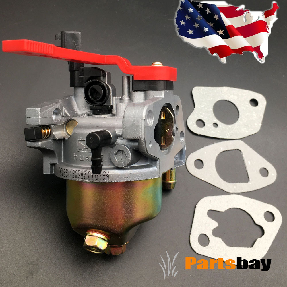 Carburetor For 123cc Troy Bilt Squall 210 Snow Blower 31A-2M5E766 31A-2M5E711