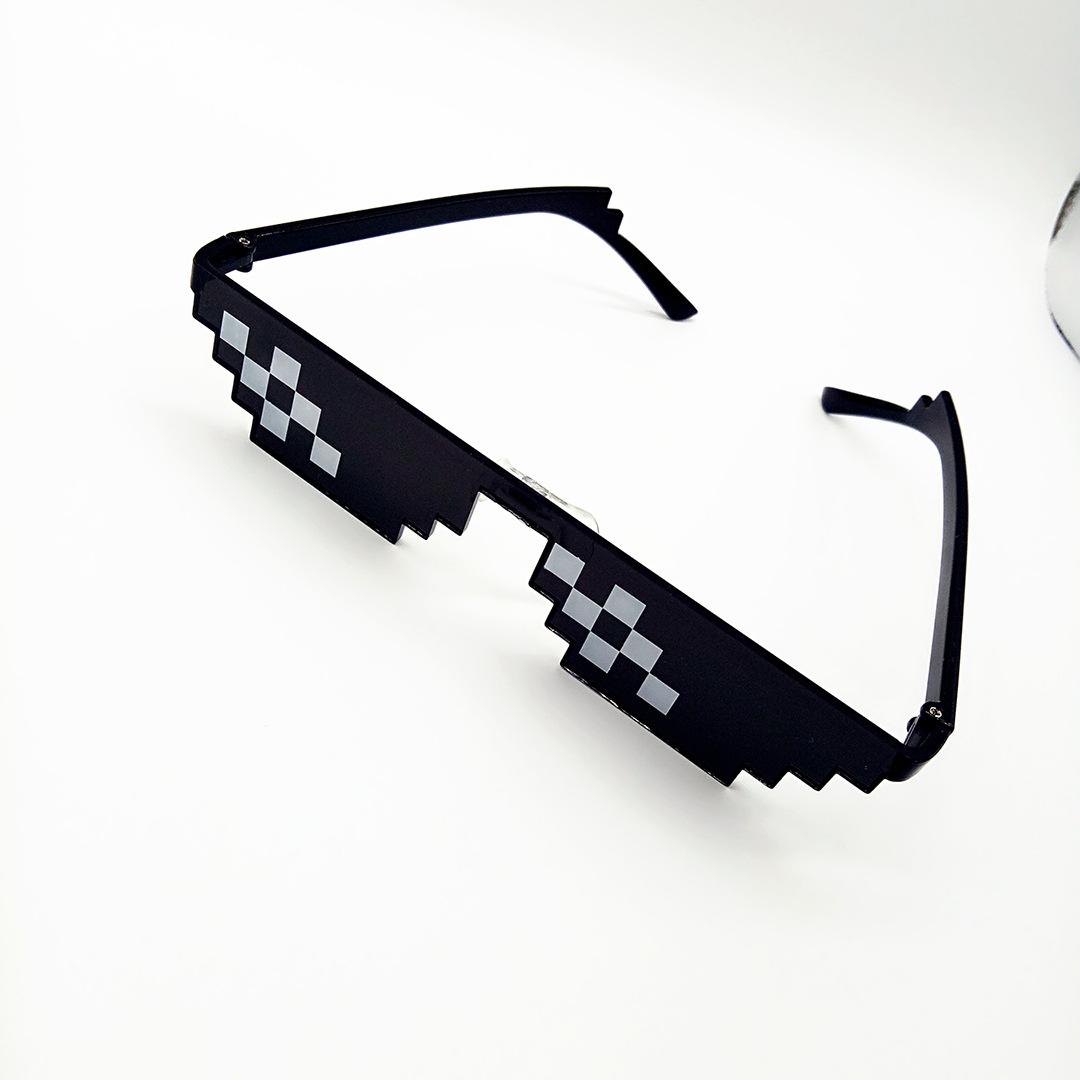 Préférence Glasses Thug Life 8 Bit Pixel Deal With IT Sunglasses Unisex  CS62