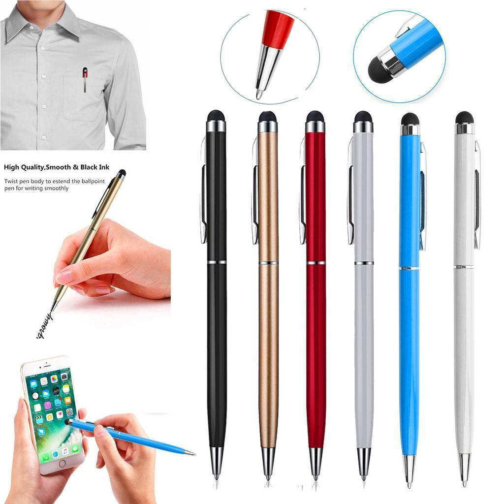 Details about Universal Replacement Capacitive Touch Screen Stylus Pen For  phone ipad Bu