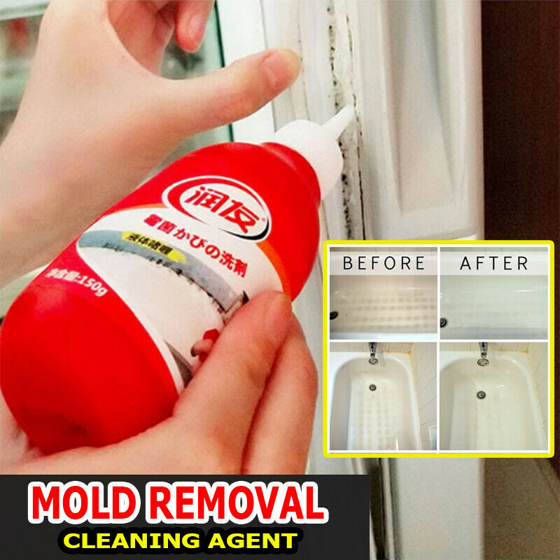 Kitchen and Bathroom Mold Remover Gel Japanese Formula ...