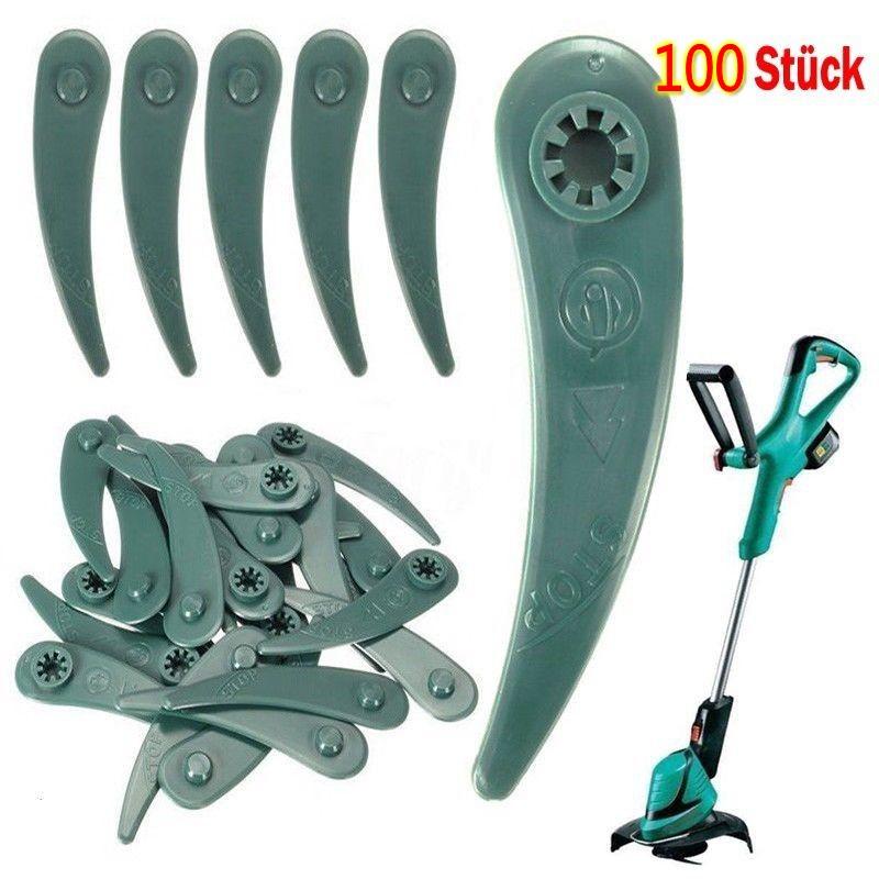 Ersatzmesser 5 Stück für Bosch Akku-Rasentrimmer ART 26-18 LI