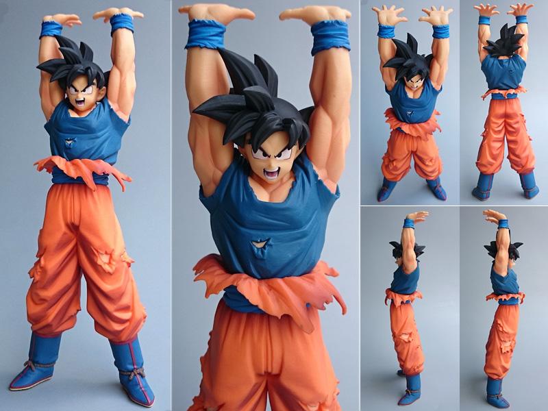 Anime Figure Jouets Dragon Ball Z Goku Figurine Statues 25cm