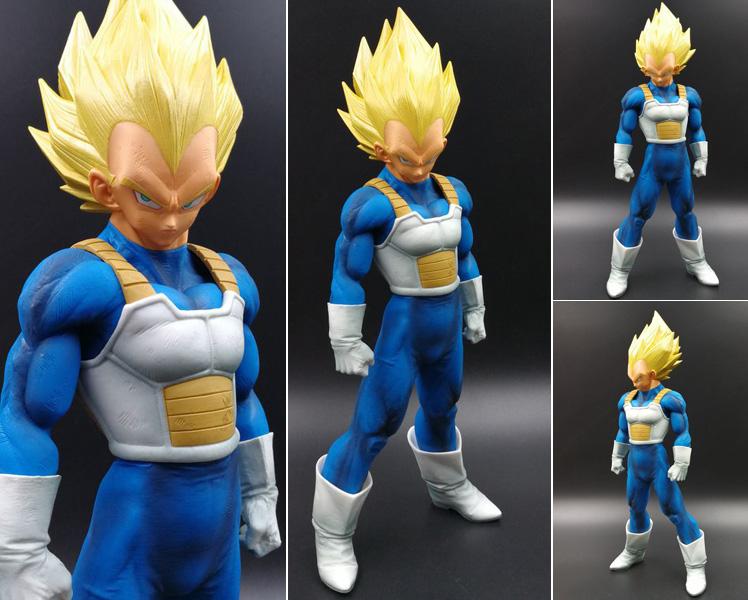 Anime Dragon Ball Z Figure Jouets Vegeta Figurine Statues 26cm