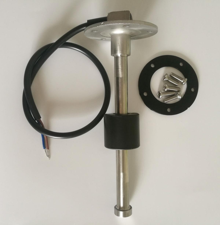 """Fuel level Gas Gauge sender sending unit Datcon type 240-33 ohms output  5-1//2/"""""""