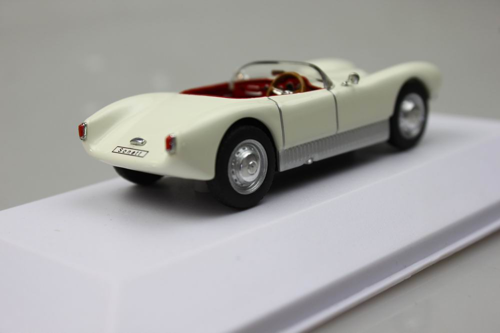 Atlas 143 Saab Sonett Super Sport 94 1956 Alloy Car Models Ebay