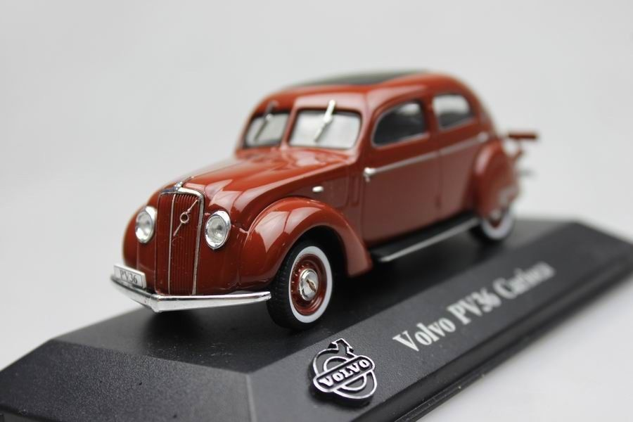 Atlas 1:43 volvo PV36 Carioca Alloy car model vintage cars | eBay