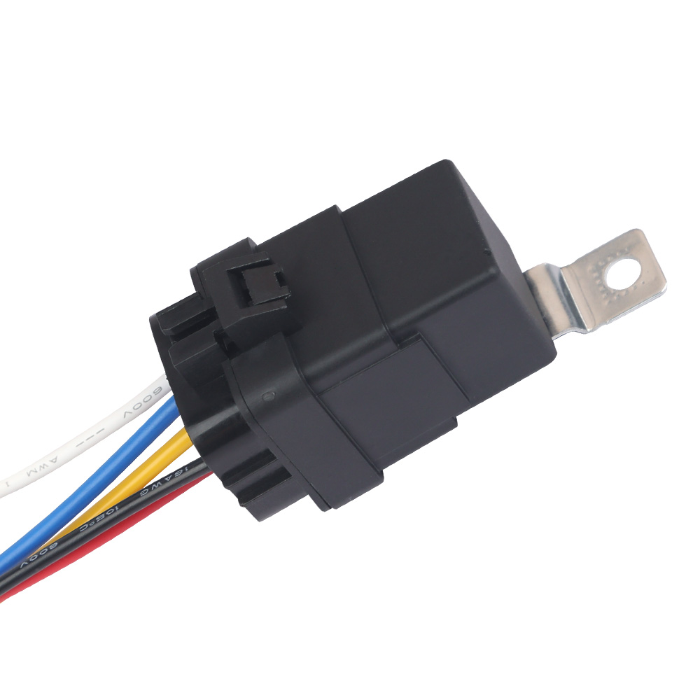 Automotive Car 5pin Relay Switch Harness Waterproof 30a