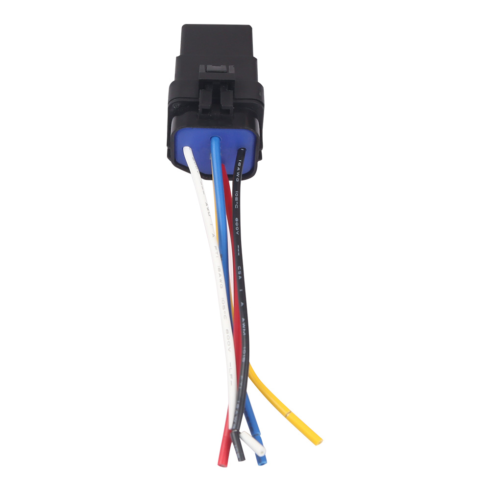 1x Auto Car Automotive Relay Switch Harness 30a  40a 12vdc