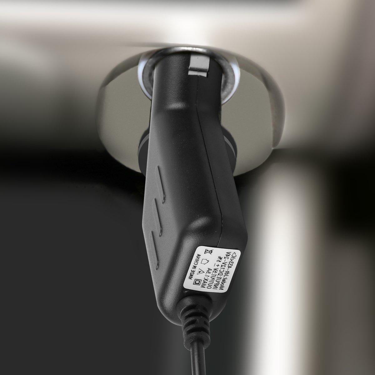 Car Charger power cable cord fr Garmin Nuvi Magellan TomTom Mio//Navman GPS KY