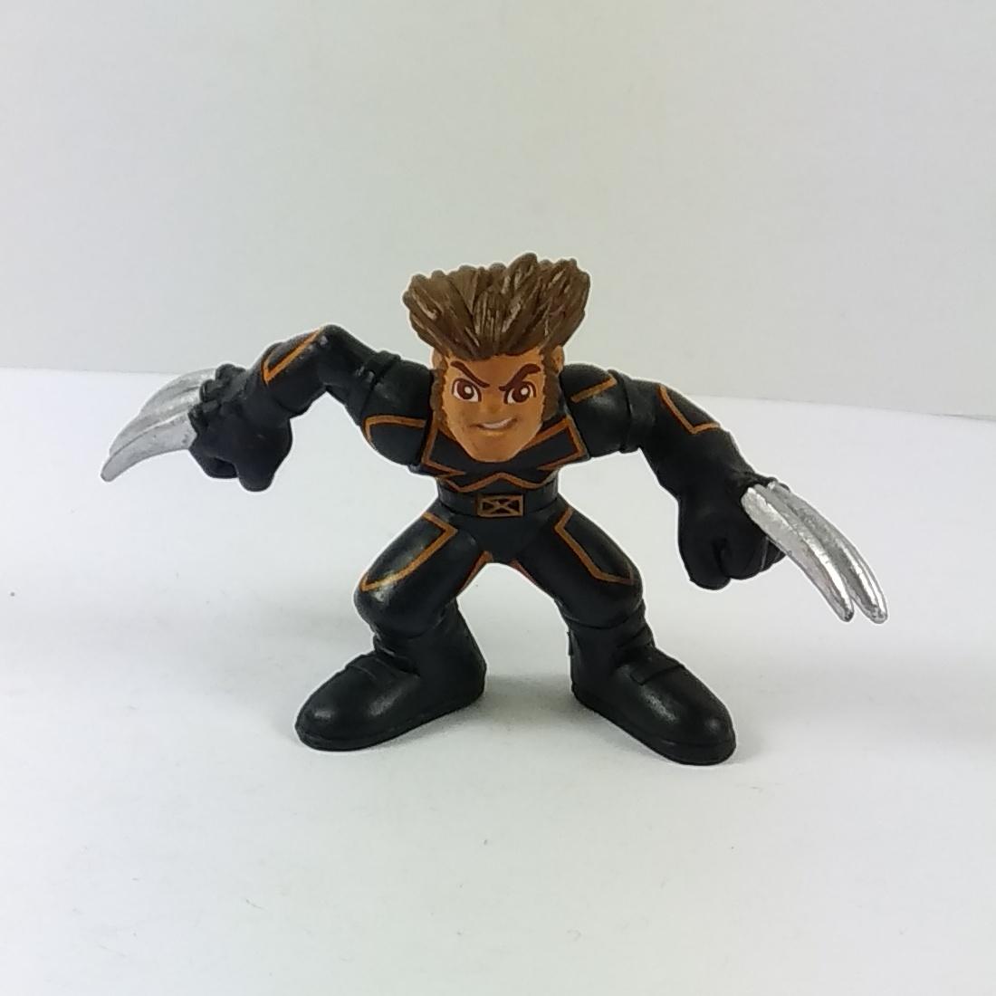 Marvel Super Hero Squad SABRETOOTH from Wolverine Wave 1 Uncanny X-Men