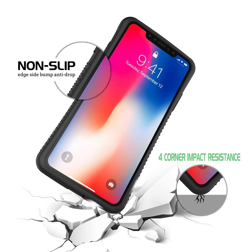 For Apple iPhone 8 Plus/ 8 / X / 7 /  / 7 Plus / iface Mall Original Heavy Duty Strong Armor Case Shockproof Cover ON SALE 2