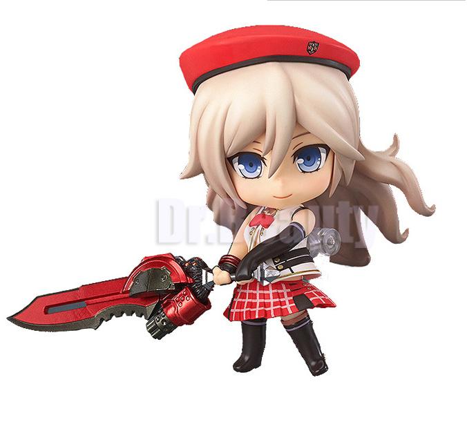 New Anime God Eater 2 Alisa Illinichina Amiella Action Collection Toy PVC Figure