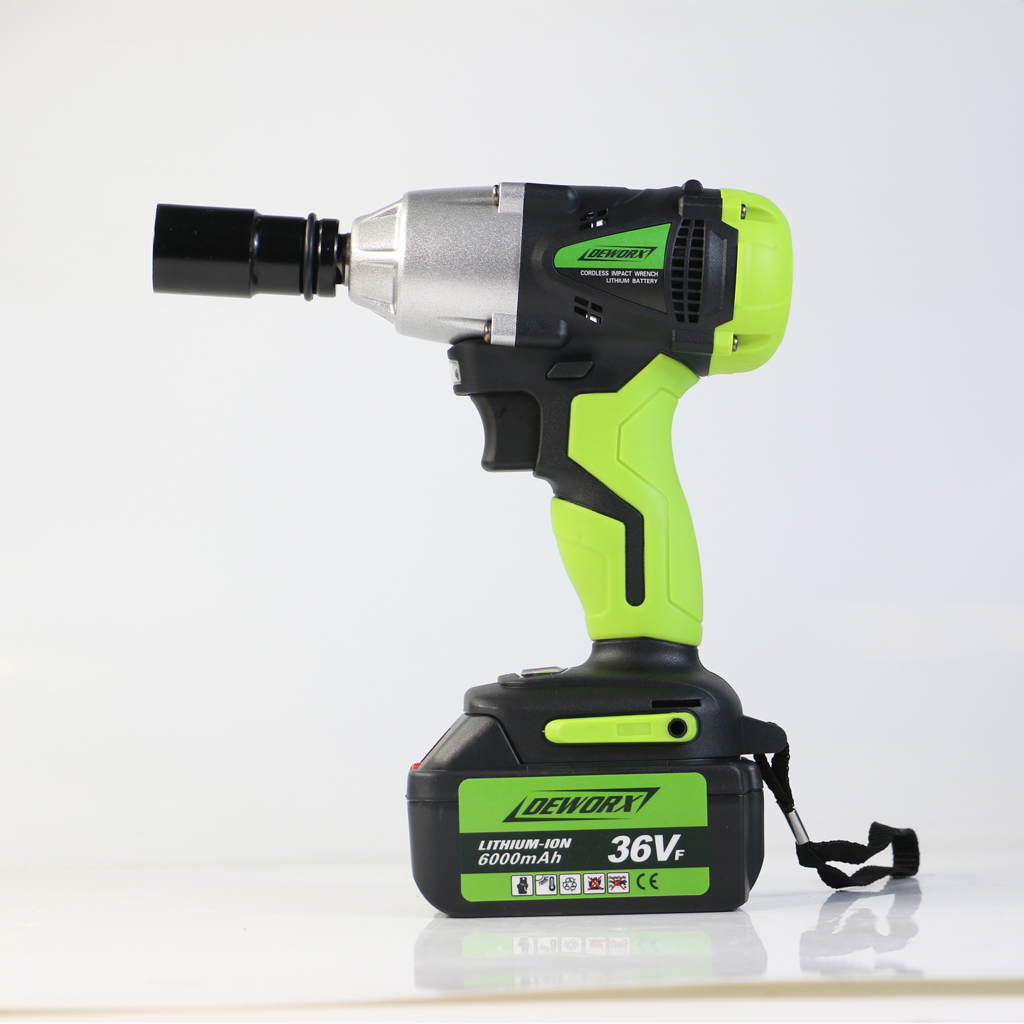 Details About 6000mah 21v 1 2 Sq Cordless Impact Wrench Wireless Driver Heavy Duty W Battery