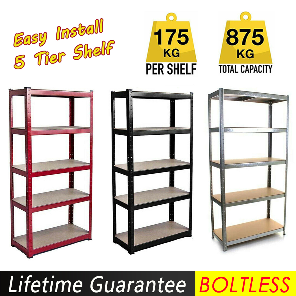 Racking Storage Shelving Units Boltless