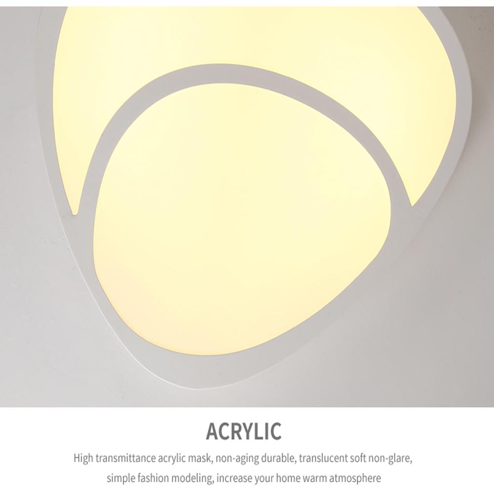 Stylehome led deckenlampe 6812 voll dimmbar mit - Deckenlampe arbeitszimmer ...