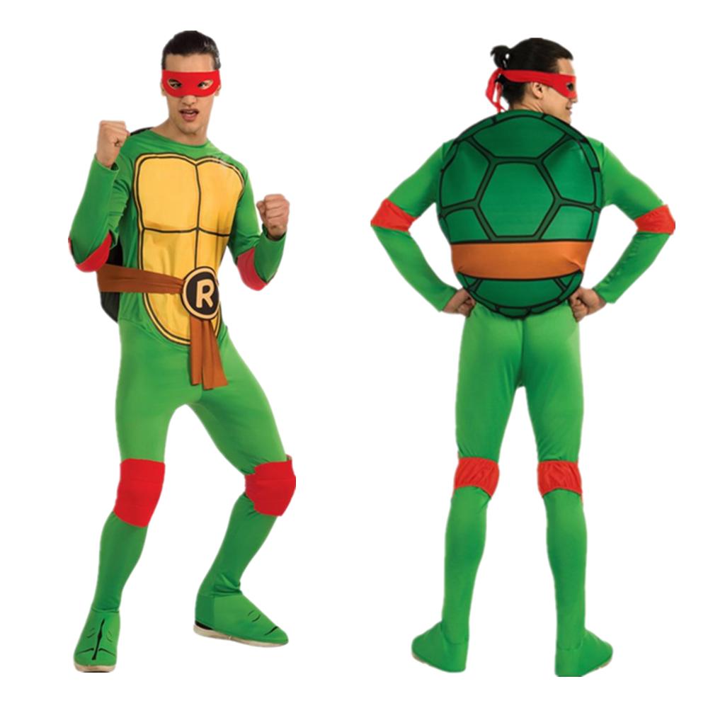 teenage mutant ninja turtles tmnt mens superhero adult fancy